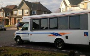 Ottawa mini bus service